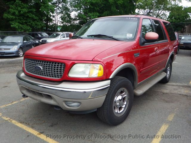Ford Expedition Eddie Bauer >> 2001 Used Ford Expedition 119 Wb Eddie Bauer 4wd At Woodbridge Public Auto Auction Va Iid 18886228
