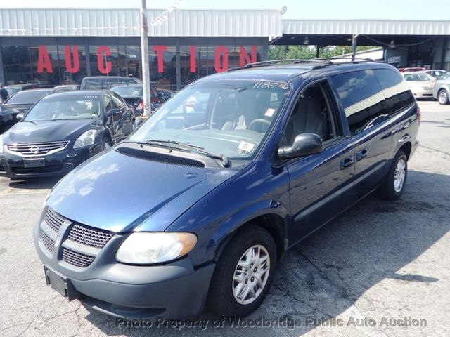 Used Dodge Caravan >> 2003 Used Dodge Caravan 4dr Grand El 119 Wb At Woodbridge Public Auto Auction Va Iid 19149105