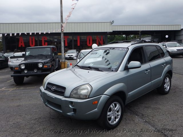 Tucson Car Auction >> 2006 Used Hyundai Tucson At Woodbridge Public Auto Auction Va Iid 19294005