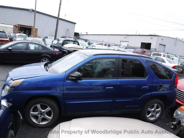 Magnificent 2003 Used Pontiac Aztek 4Dr All Purpose Fwd At Woodbridge Public Auto Auction Va Iid 19412600 Bralicious Painted Fabric Chair Ideas Braliciousco