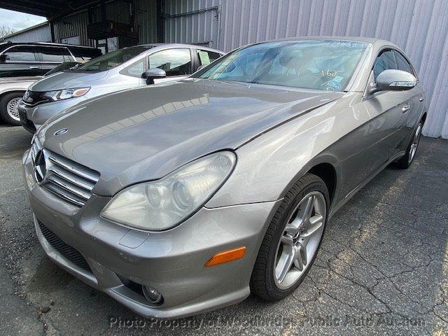 2006 Cls 500 >> 2006 Used Mercedes Benz Cls Cls500 4dr Coupe 5 0l At Woodbridge Public Auto Auction Va Iid 19467093