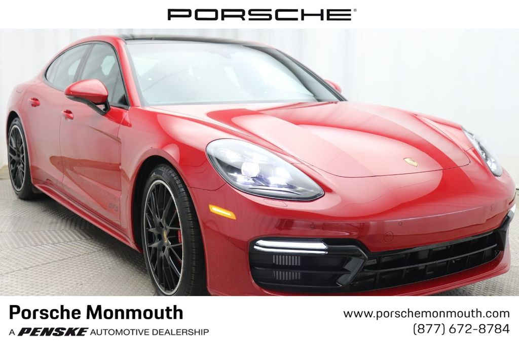 New 2020 Porsche Panamera Gts Awd Sedan At Porsche Monmouth Ll145553 Penske Sale