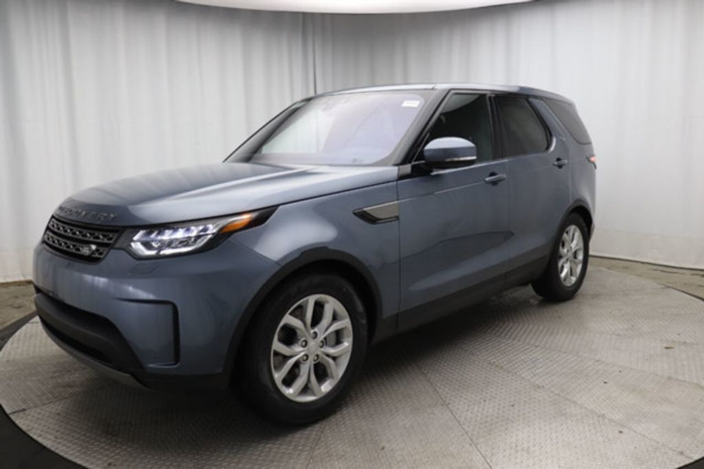 New 2019 Land Rover Discovery