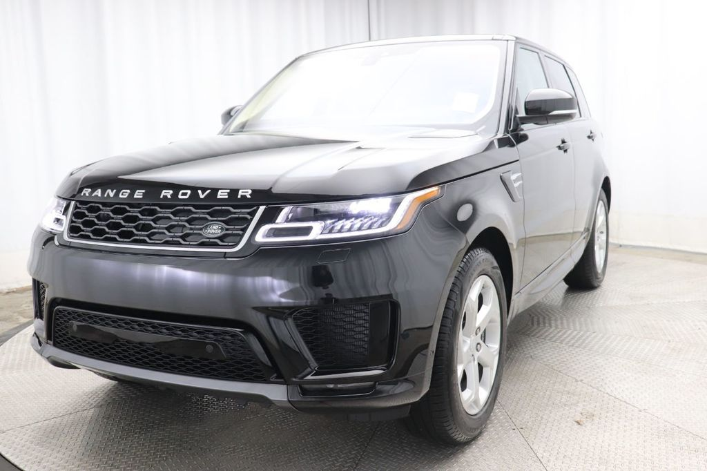New 2020 Land Rover Range Rover Sport 4DR SUV PHEV HSE