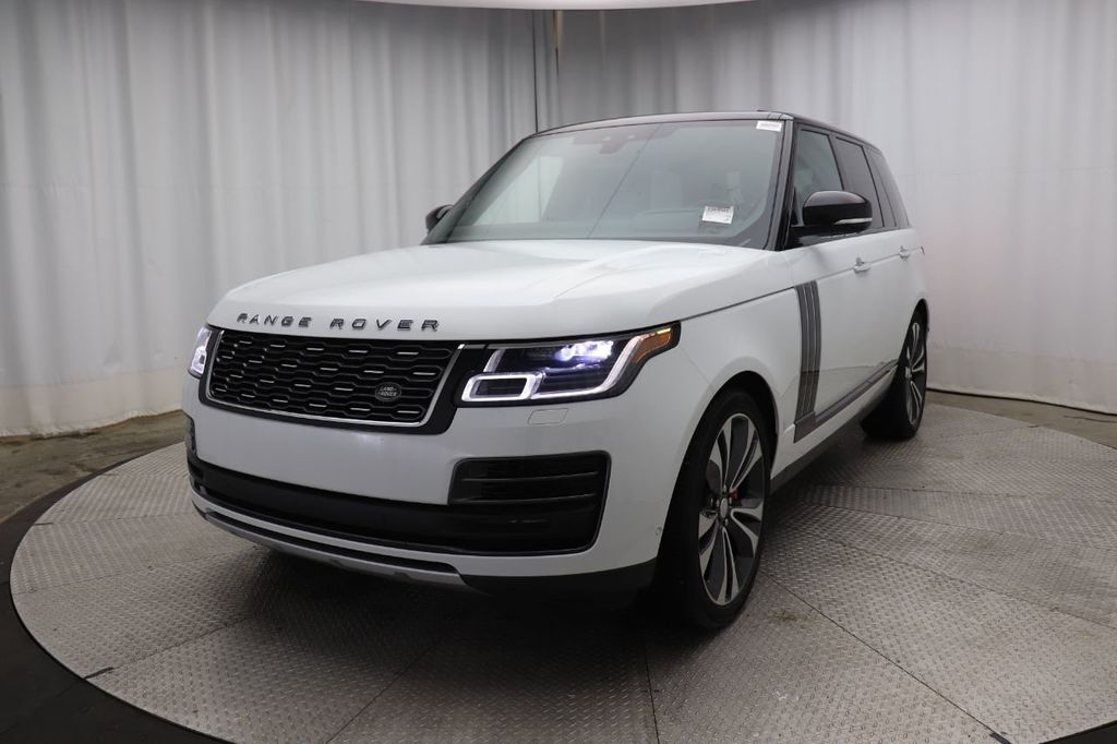 New 2020 Land Rover Range Rover SV Autobiography Dynamic SWB