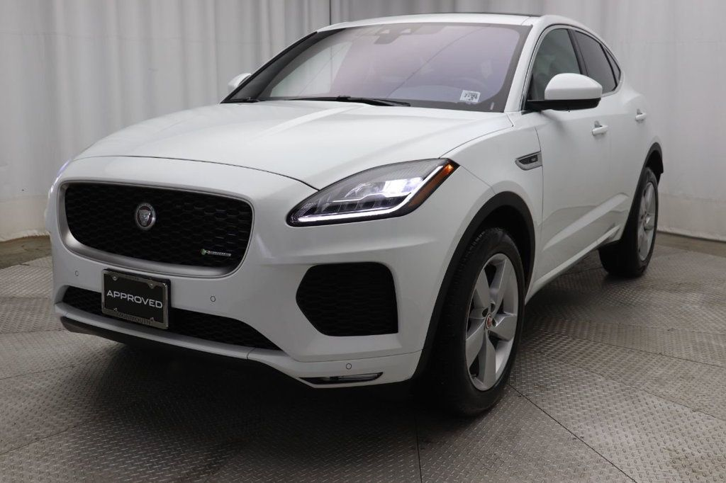 Pre-Owned 2019 Jaguar E-PACE P300 AWD R-Dynamic SE