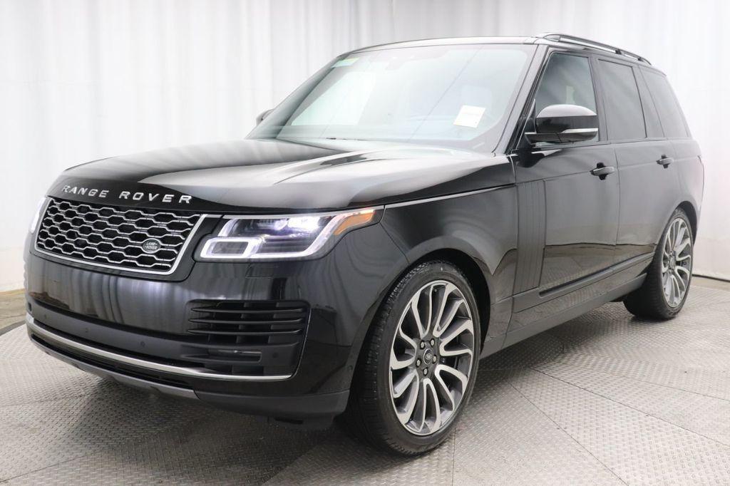 New 2020 Land Rover Range Rover HSE SWB