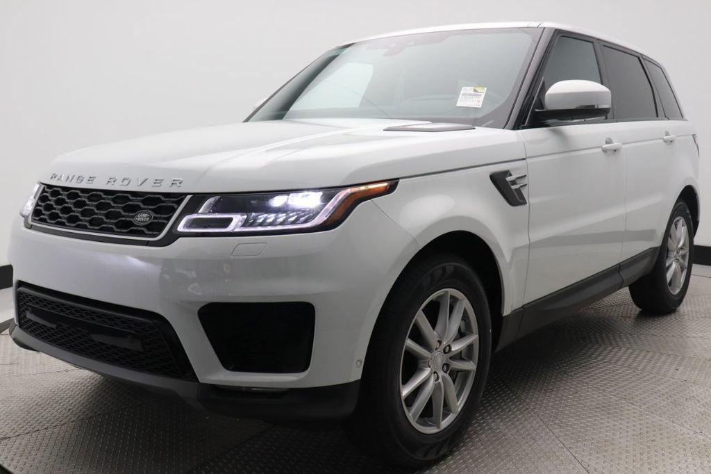 New 2020 Land Rover Range Rover Sport Turbo i6 MHEV SE