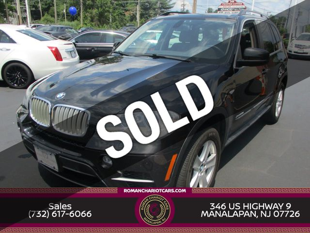 2013 Used BMW X5 DIESEL at Roman Chariot Auto Sales Serving Manalapan, NJ,  IID 18304001