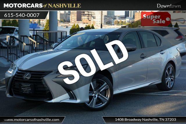 Motorcars Of Nashville >> 2016 Used Lexus Gs 350 4dr Sedan Awd At Motorcars Of Nashville Mt
