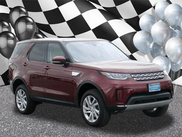 2017 land rover discovery hse v6 supercharged - 17742038 | video 1