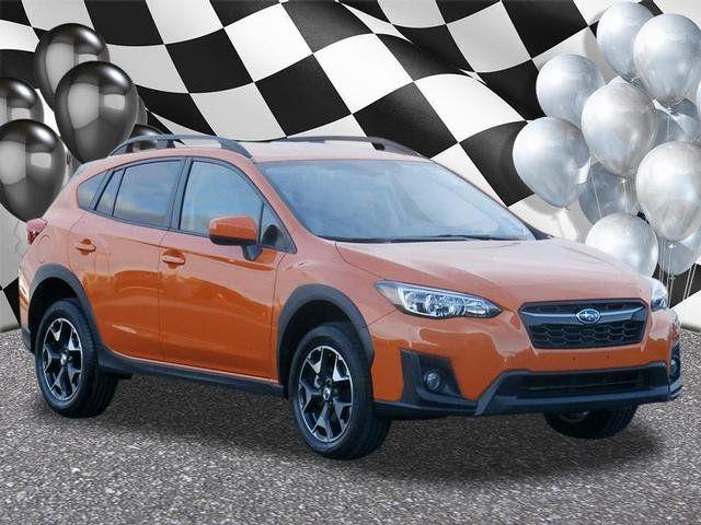 Subaru Crosstrek Used >> 2018 Used Subaru Crosstrek 2 0i Premium Cvt At F X Caprara Honda Of Watertown Ny Iid 18245735