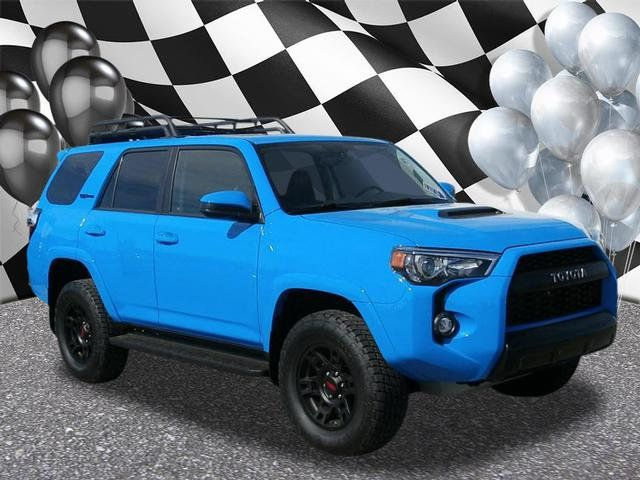 Goede 2019 Used Toyota 4Runner TRD Pro 4WD at F.X. Caprara Honda of HE-54