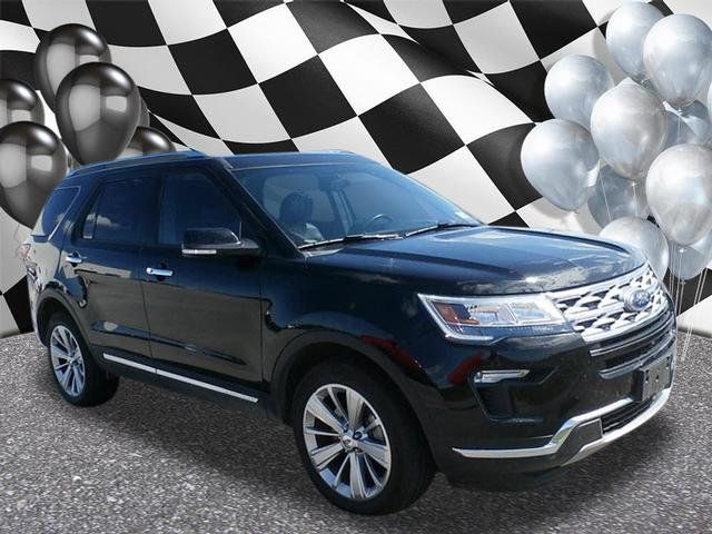 Ford Explorer Limited >> 2019 Used Ford Explorer Limited 4wd At F X Caprara Honda Of Watertown Ny Iid 19325106
