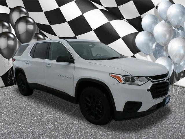 Used Chevy Traverse >> 2019 Used Chevrolet Traverse Fwd 4dr Ls W 1ls At F X Caprara Honda Of Watertown Ny Iid 19545031
