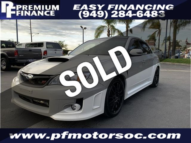 2013 Wrx Sti >> 2013 Used Subaru Impreza Wrx Sti Awd Turbo Super Clean At Premium Finance Serving Stanton Ca Iid 19697301