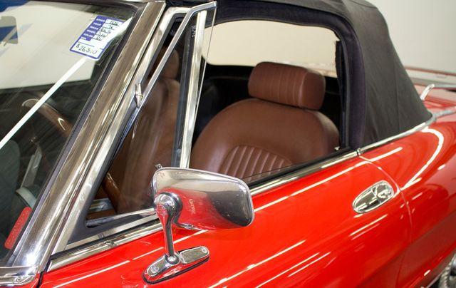 1976 Alfa Romeo Spyder 2000