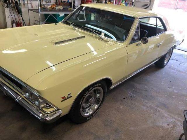 1966 Chevrolet Chevelle 11