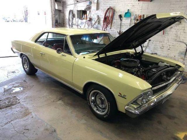 1966 Chevrolet Chevelle 20