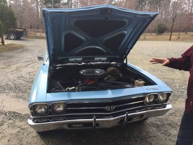 1969 Chevrolet Chevelle 5