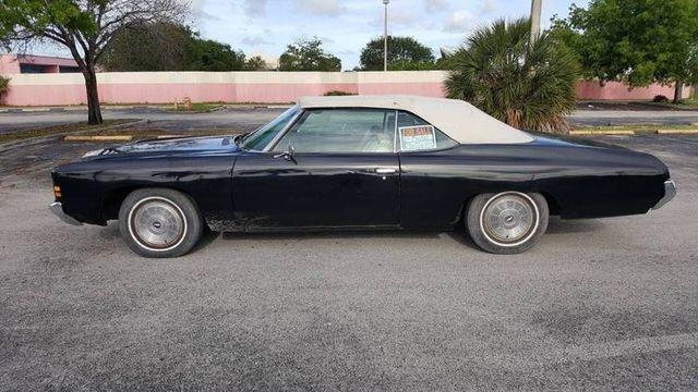 1972 Chevrolet Impala 21