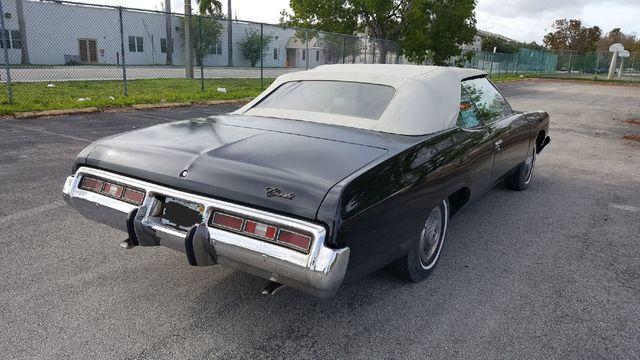 1972 Chevrolet Impala 23