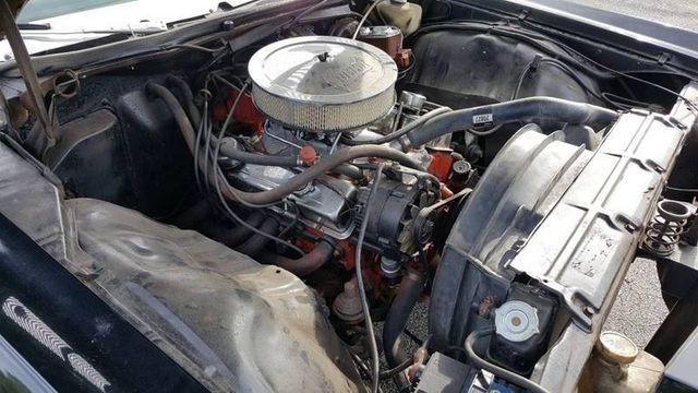 1972 Chevrolet Impala 5