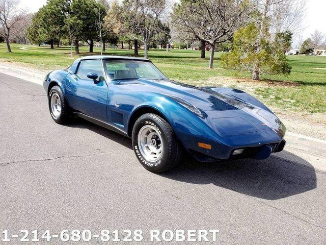 1979 Chevrolet Corvette 1