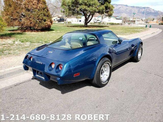 1979 Chevrolet Corvette 12