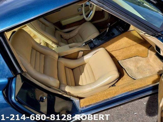 1979 Chevrolet Corvette 14