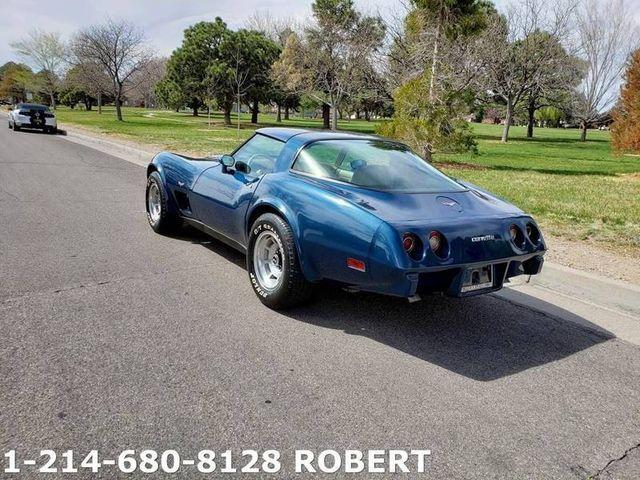 1979 Chevrolet Corvette 17