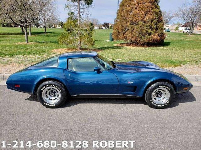 1979 Chevrolet Corvette 4