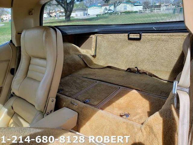 1979 Chevrolet Corvette 7
