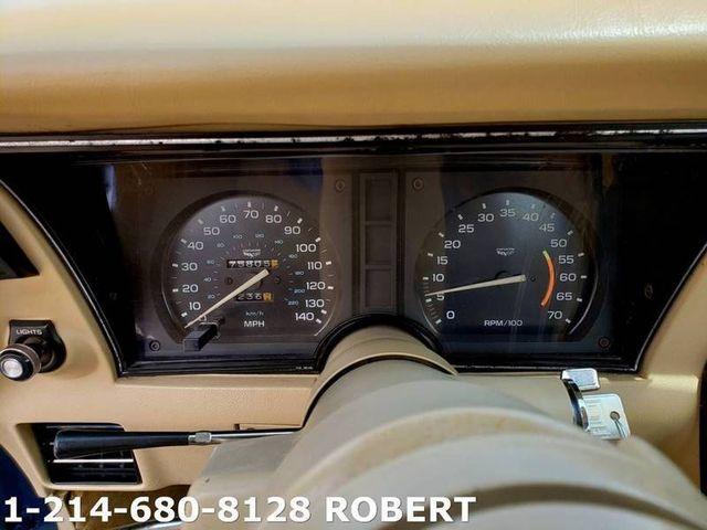 1979 Chevrolet Corvette 8