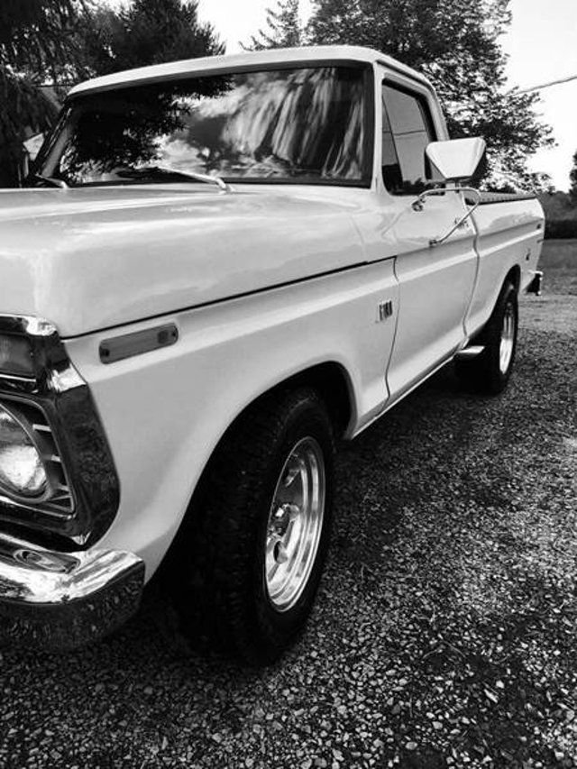 1974 Ford F-100 1
