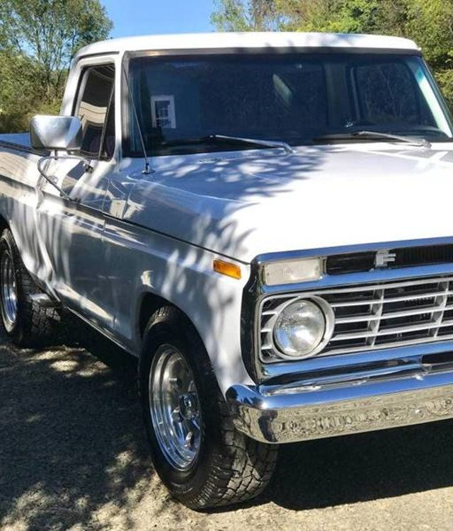 1974 Ford F-100 4