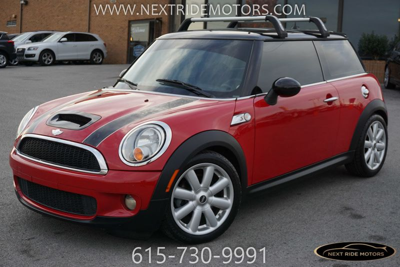 2008 Used Mini Cooper S Hardtop 2 Door Clean Carfaxclean Title At