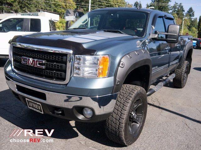 2011 Used Gmc Sierra 2500hd Slt At Rev Motors Serving Portland Or