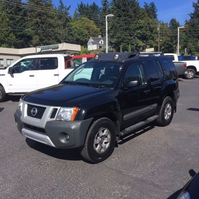 Used Nissan Xterra >> 2012 Used Nissan Xterra Pro 4x At Rev Motors Serving Portland Or