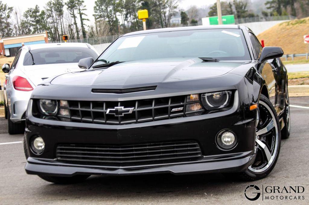 2012 Chevrolet Camaro 2SS Coupe RWD