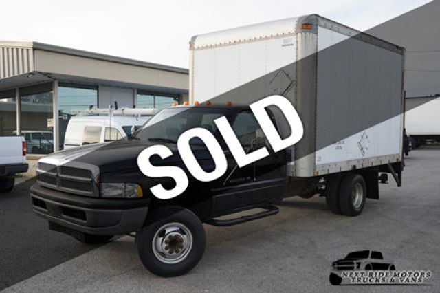 Carfax Used Trucks >> 1996 Used Dodge Ram 3500 Chassis Cab Lift Gate Low Miles 1 Owner