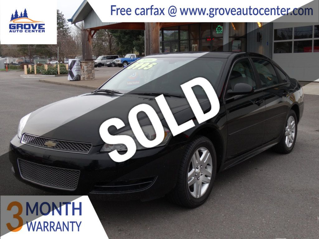 First Time Driver >> 2016 Used Chevrolet Impala Lt Super Clean Warranty Perfect