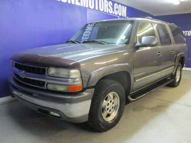 2002 Used Chevrolet Suburban Lt Leather Loaded 4x4 With Third Row Seats At Choice One Motors Serving Westminster Co Iid 19347446