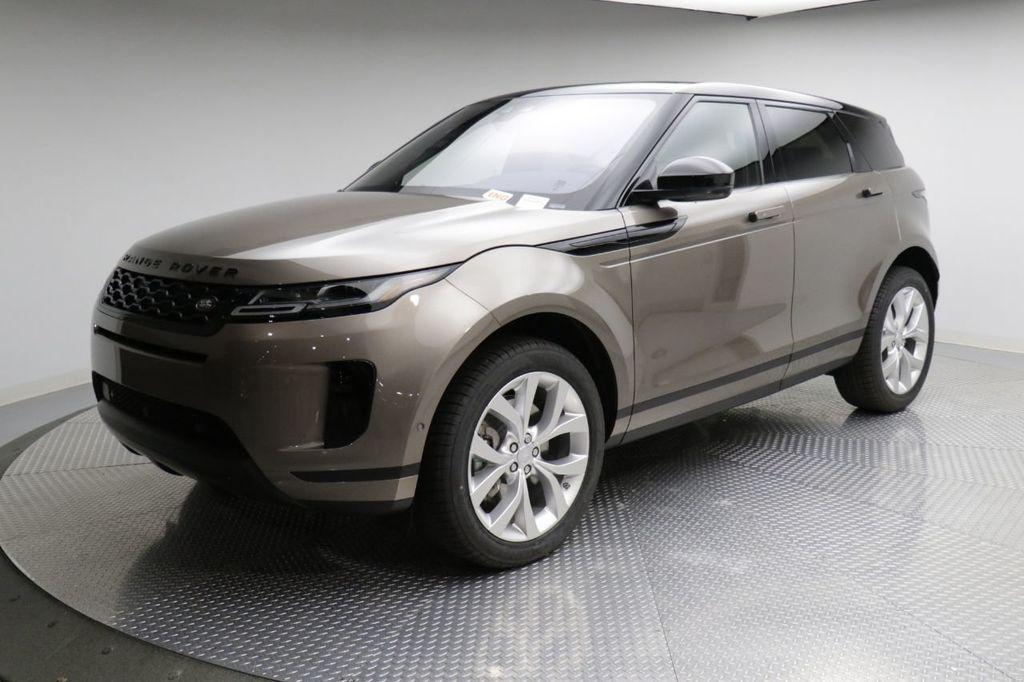 New 2020 Land Rover Range Rover Evoque P250 SE