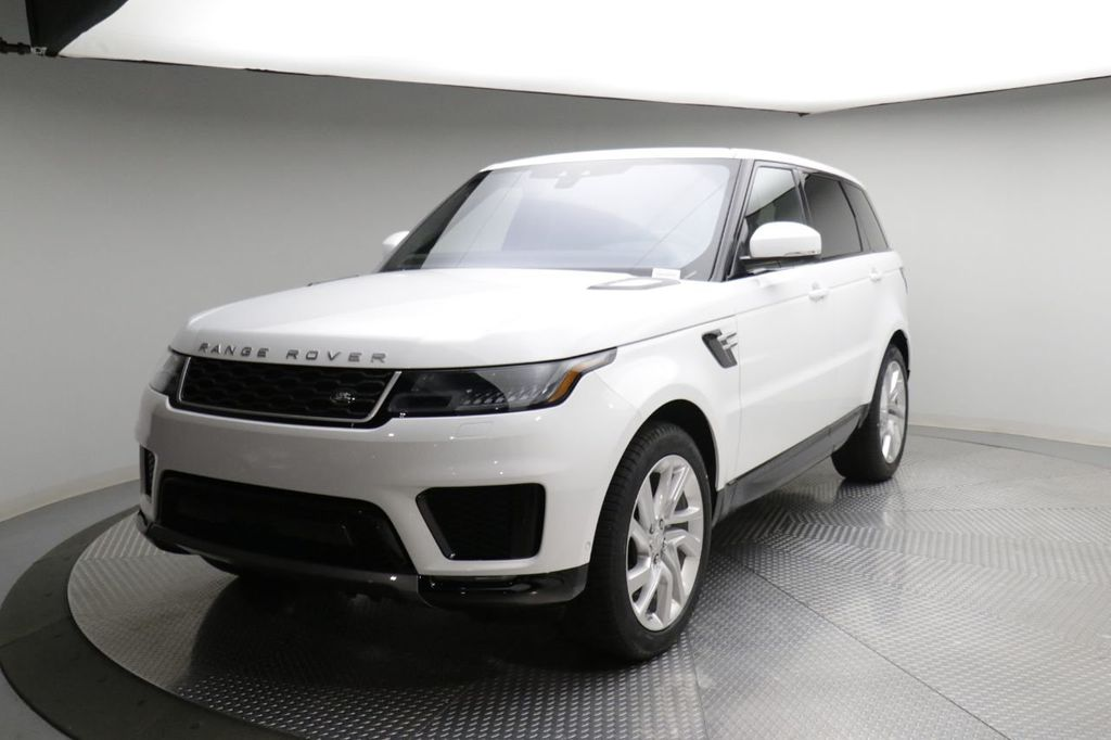 New 2020 Land Rover Range Rover Sport Td6 Diesel HSE
