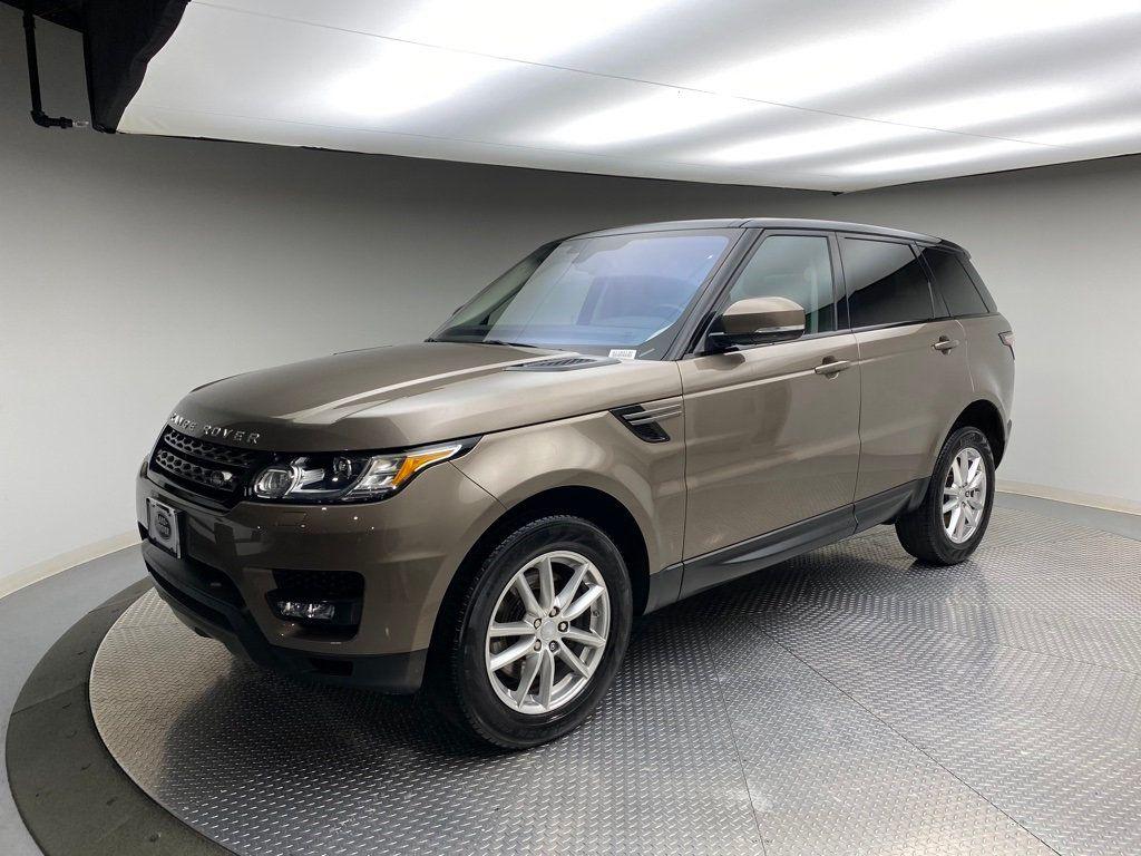 Pre-Owned 2016 Land Rover Range Rover Sport 4WD 4dr V6 SE