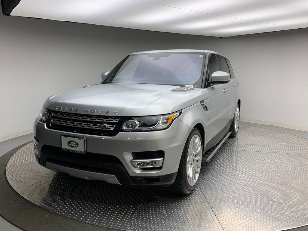Pre-Owned 2016 Land Rover Range Rover Sport 4WD 4dr V6 Diesel HSE