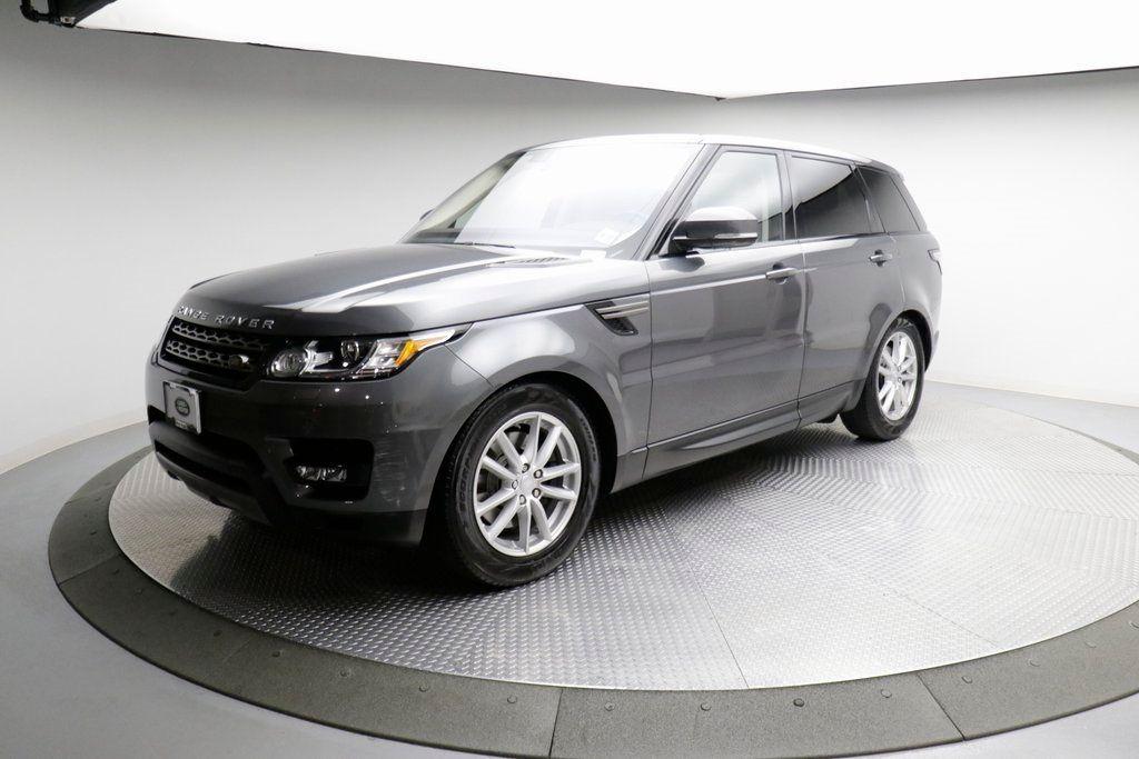 Pre-Owned 2017 Land Rover Range Rover Sport V6 Supercharged SE