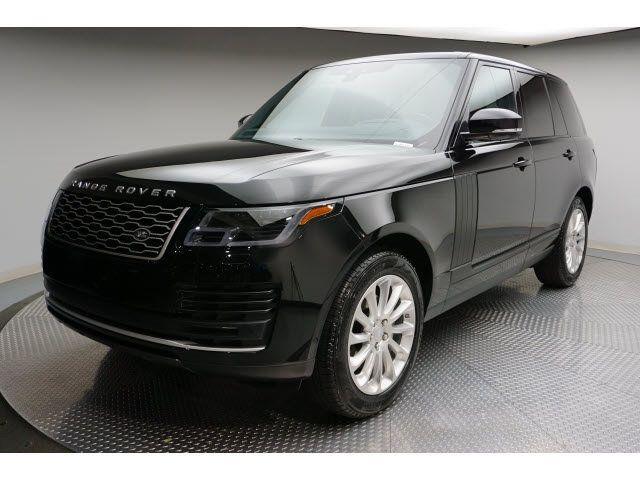 New 2020 Land Rover Range Rover Td6 Diesel HSE SWB