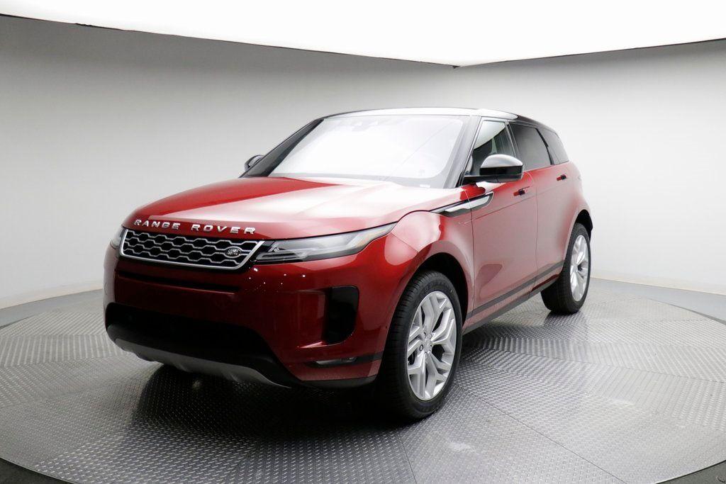 Pre-Owned 2020 Land Rover Range Rover Evoque P250 SE